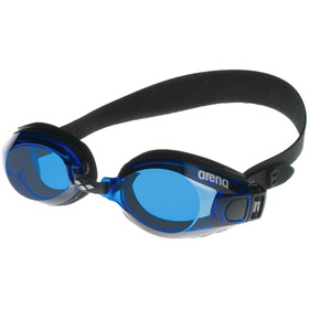 arena Zoom Neoprene Goggles, black/blue/navy